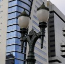 Moderno x tradicional -Centro Cívico
