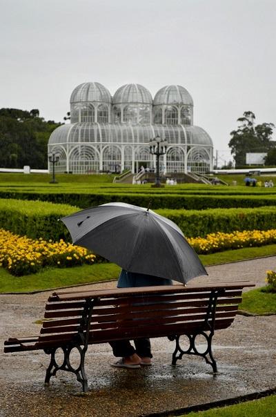 Curitiba típica - Jardim Botânico