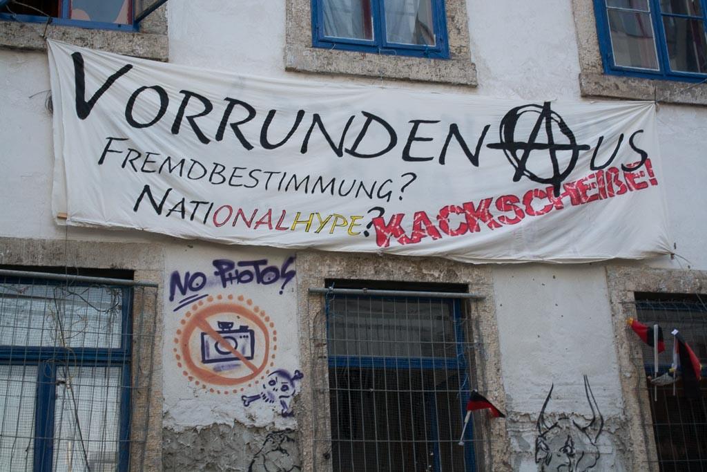 Proibido fotografar - Dresden