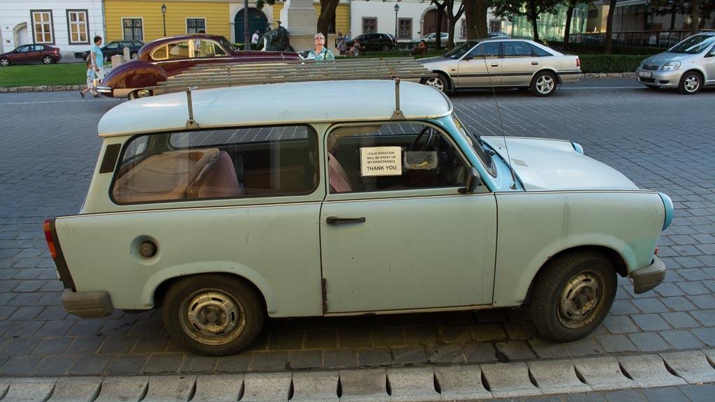 Ajude na manutenção - Budapeste