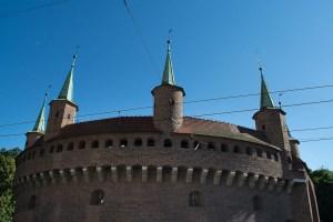Barbakan Cracóvia 2014