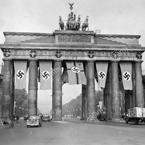 Portão de Brandenburgo década 1960