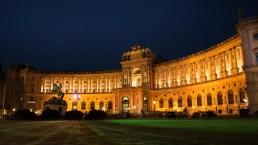 Palácio Hofburg Viena 2014