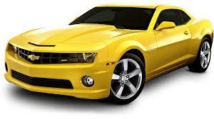 camaro amarelo