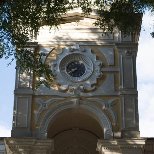 Relógio da Secretaria de Cultura