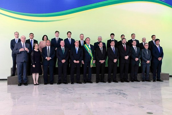 Ministério Bolsonaro