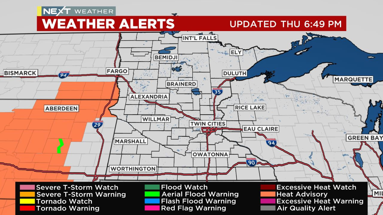 alerts Weather Alerts