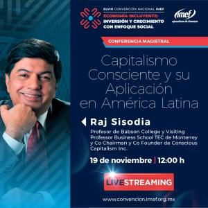 Raj Sisodia Convención IMEF