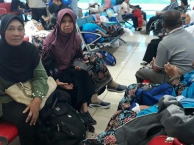 Lion Air Jambi Terlantar