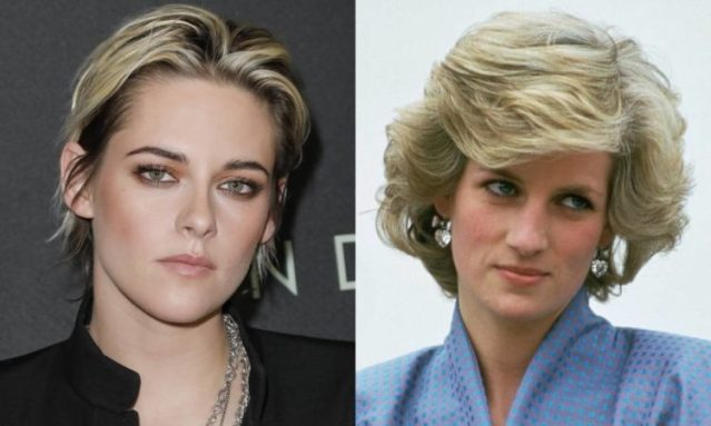Kristen Stewart interpretará Princesa Diana no cinema