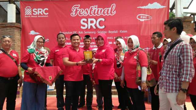 Bupati Klaten: SRC Diharapkan Dorong Penguatan Ekonomi Rakyat