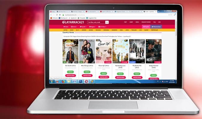 Situs Bioskop Online Ilegal Awal 2020 Ditindak Tegas