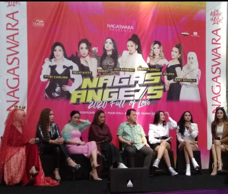 Launching Nagas Ange7's 2020 Full Of Love