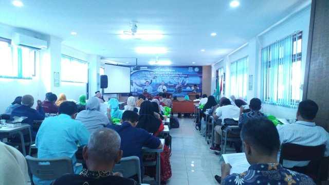 YGG dan YAN Bersama KCD Dikbud Kota Tangerang dan Kota Tangerang Adakan Seminar Pendidikan Untuk Meningkatkan Peran Guru BK