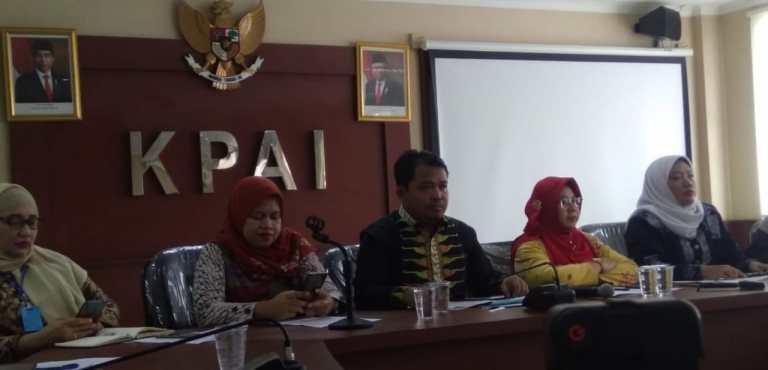 KPAI Ajak Masyarakat Indonesia Waspada Atas Kejahatan Medsos