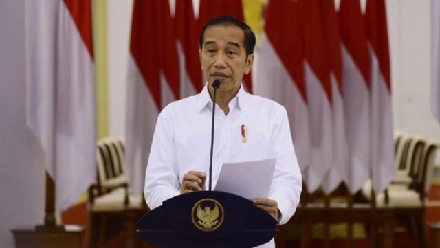 Jokowi Tegaskan Karantina Wilayah  Kewenangan Pemerintah Pusat, Bukan Kewenangan Pemerintah Daerah