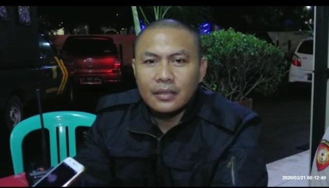 Himbauan Kapolsek Metro Kebayoran Baru AKBP Jimmy Christian Samma
