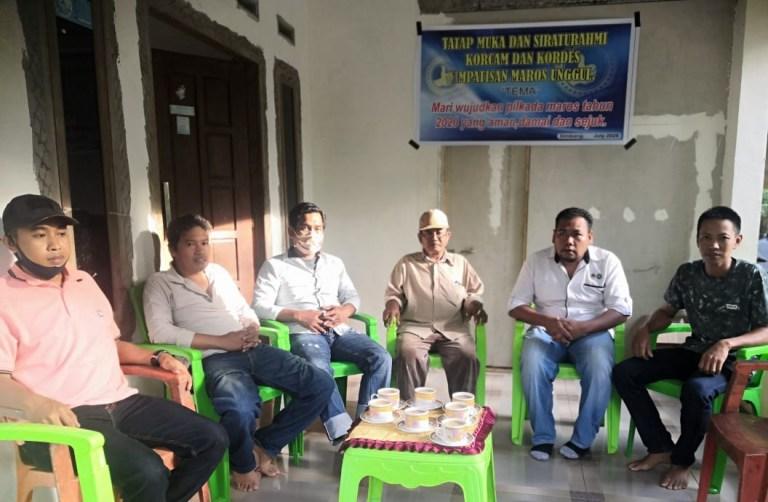 Balon Bupati dan Wakil, Andi Harmil Mattotorang dan Andi Ilham Nadjamuddin Aktif Tatap Muka dengan Warga