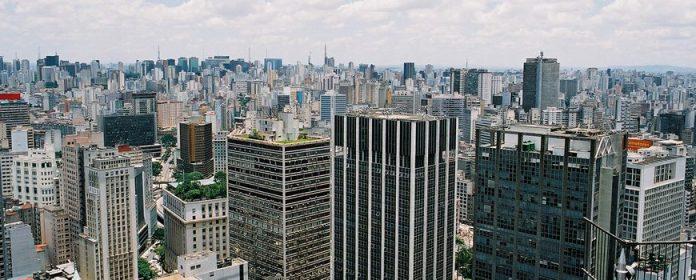 visão geral da cidade de são paulo