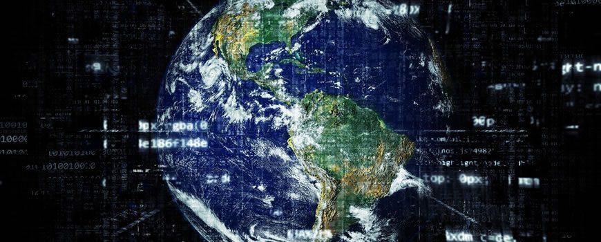 A Terra sob a influência das intervenções do homem