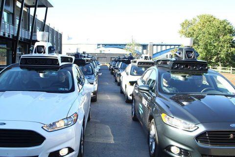 O que vem por aí: luditas contra carros autônomos foto business insider uk