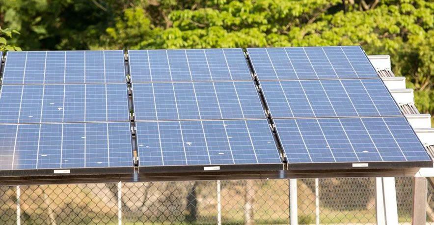 O meio rural atingiu 15,8 megawatts de utilização operacional de energia solar fotovoltaica.  foto: agencia brasil