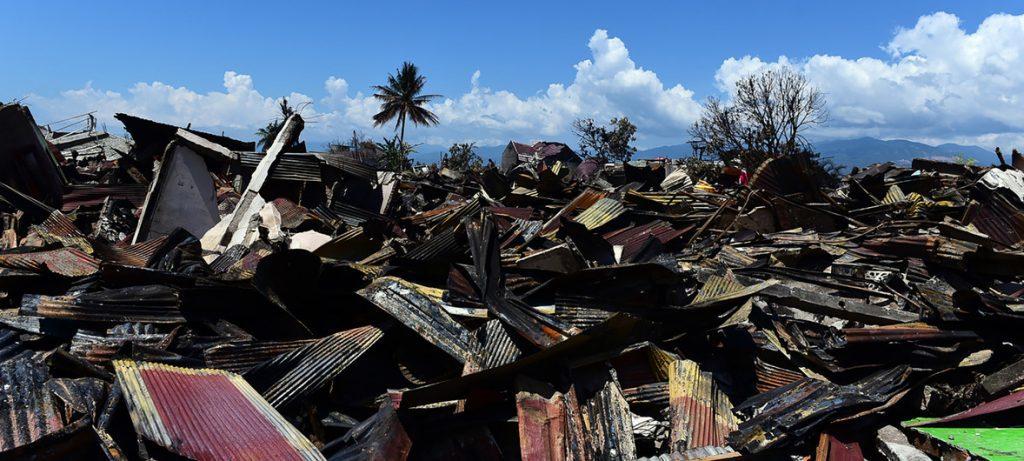 Novo relatório da ONU alerta para perspectiva de aumento dramático das perdas econômicas provocadas por desastres - foto- Unesco