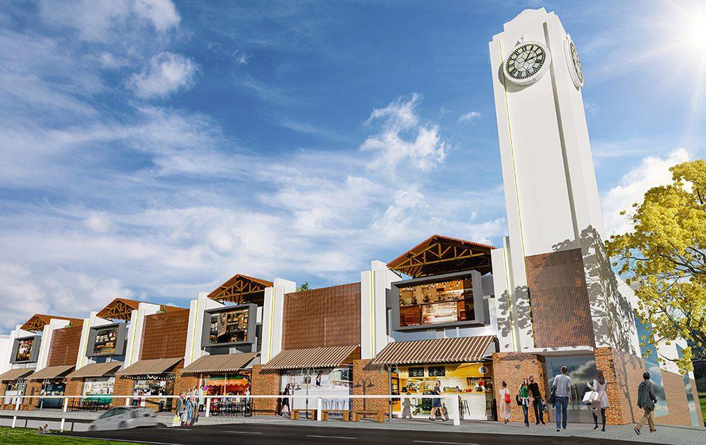 Mercado de Origem, a ser inaugurado no segundo semestre em Belo Horizonte, revela contribuições da arquitetura para a identificação de tendências - imagem: divulgação