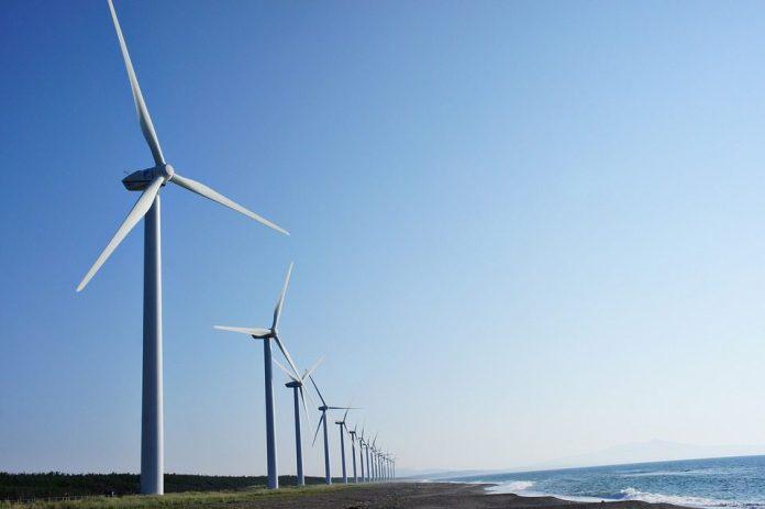 A capacidade de geração de energia eólica no mercado brasileiro pode dobrar até 2026 - foto: Pixabay