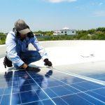 Dispara procura mundial por painéis solares fotovoltaicos