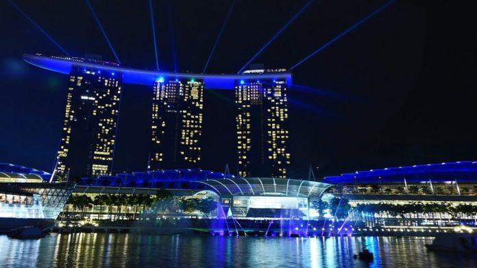 foto pixabay Foto panorâmica de Singapura para matéria sober o futuro do turismo