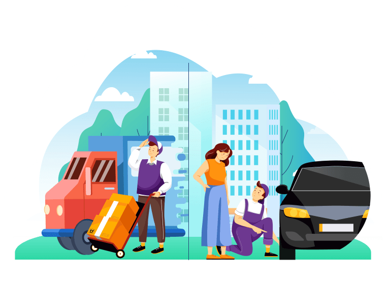 Delivery and Service Use Cases