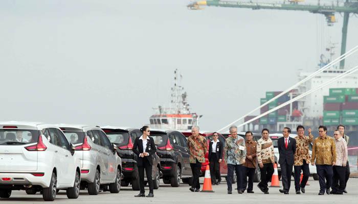 Jokowi Sebut Isu TKA Sarat Politik