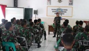 Latihan Tanggap Bencana TNI Ditutup