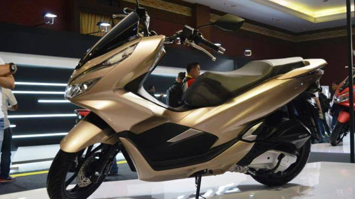 Limited Edition, Inden PCX