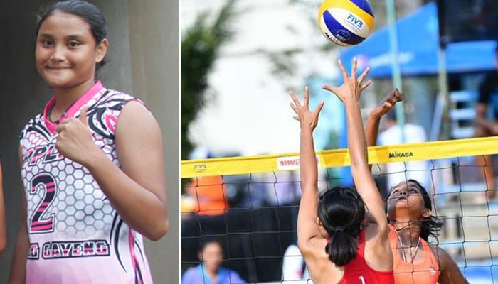 Ragil Ningtyas, Pevoli Pantai Kudus yang Rasakan Atmosfer Kejuaraan Asia U-19