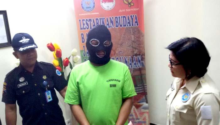 Jual Sabu, Sopir Ditangkap
