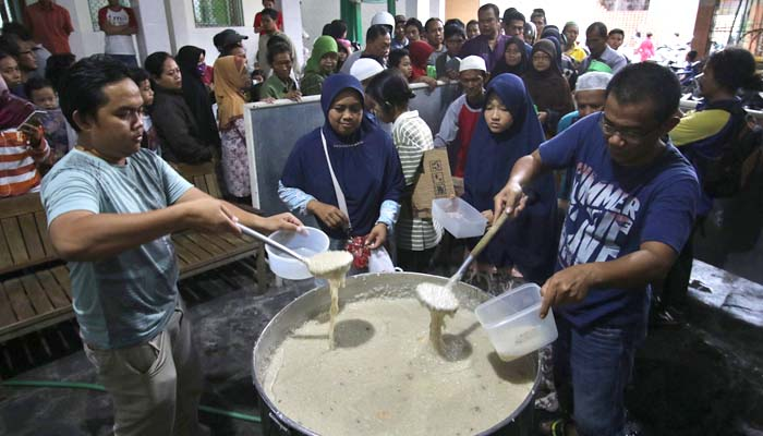 Menu Khusus di Bulan Ramadan