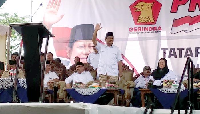 Prabowo, Saya Percaya Sudirman Said