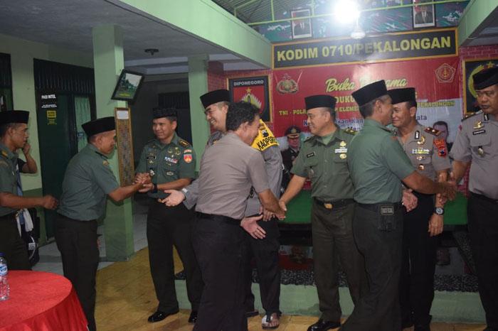 TNI Polri Amankan Arus Mudik