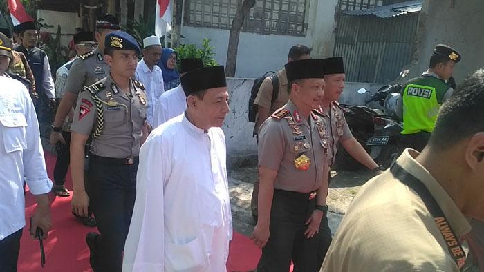 Tito Karnavian dan Habib Luthfi