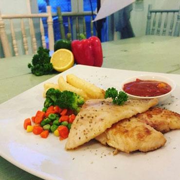 Dori Fish Steak ACP Cafe & Resto