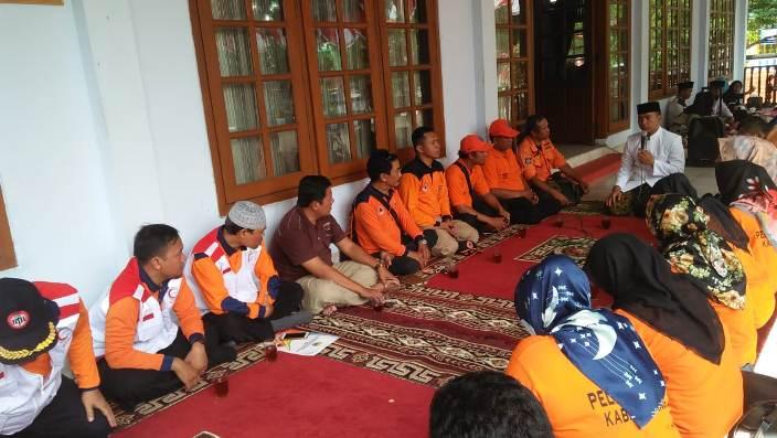 Giliran 11 Relawan Psikososial Dikirim ke Lombok