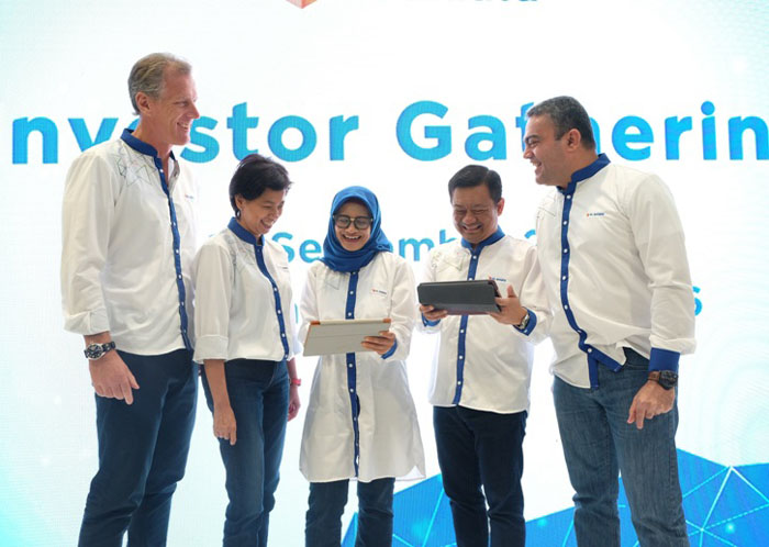 XL Axiata Program Penawaran Umum