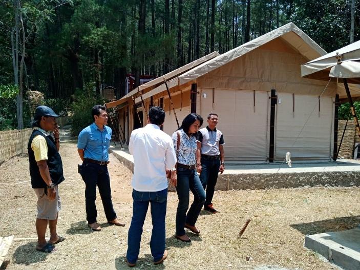 Ada Kemah Prabowo, Tiga Panwascam Terdekat Diminta 'Siaga'