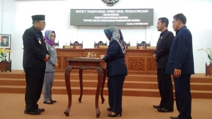 Perda SPPD akan Mensinergikan Konsep Pembangunan