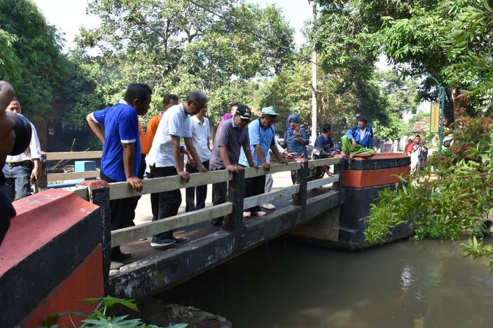 Kampung Tahu Masuk Lomba Habitat Provinsi
