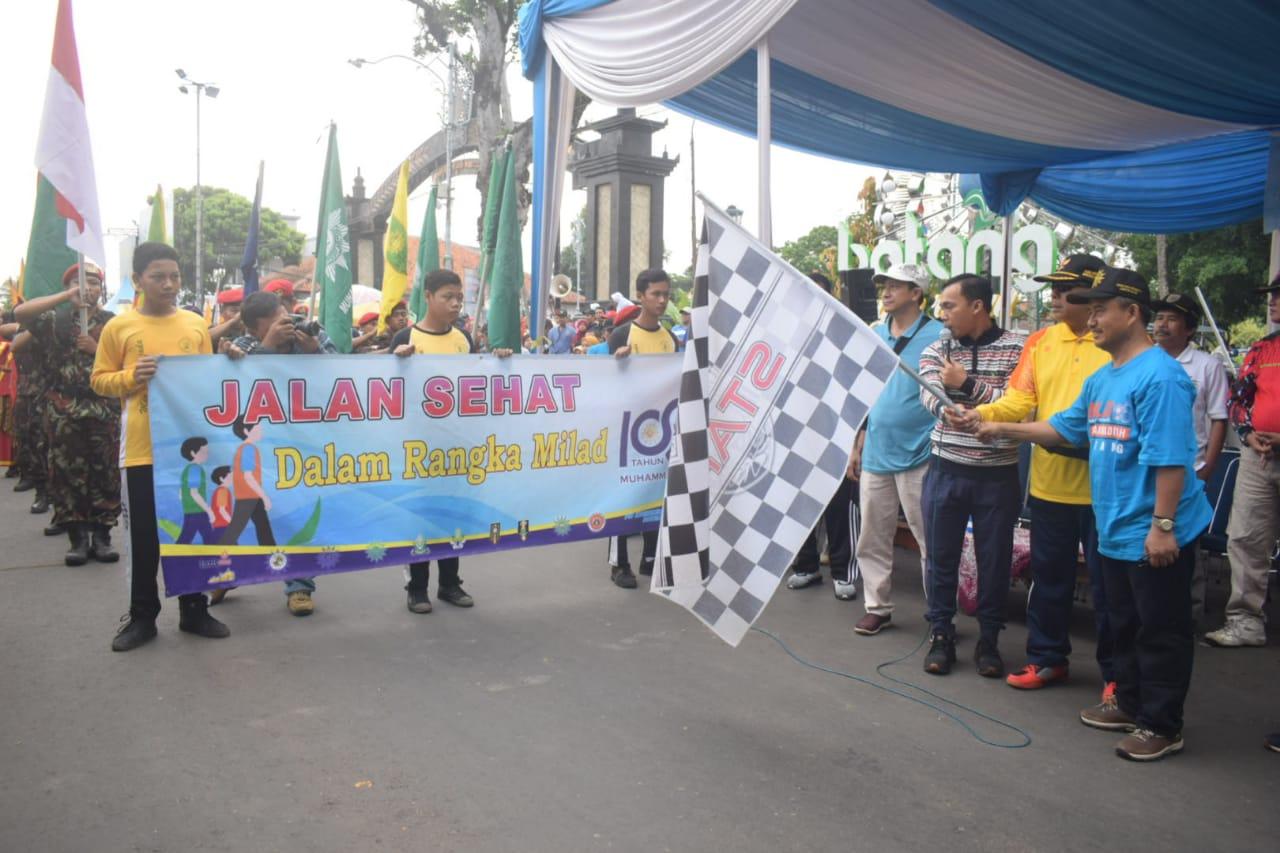 Milad 106, Muhammadiyah Bersama Pemda Berjuang Naikkan IPM