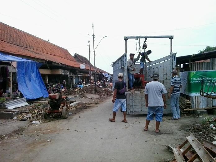 Revitalisasi Pasar Dideadline 65 Hari, Rekanan Terpaksa Lembur
