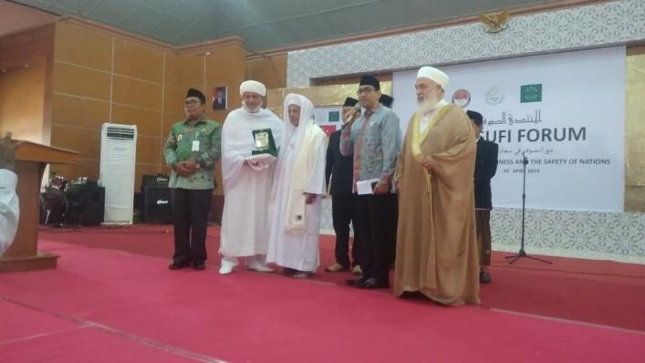 Forum Sufi Dunia Rekomendasikan Pendirian Universitas Sufi Internasional